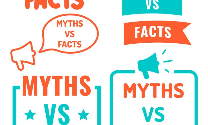 Grafik Mythen und Fakten